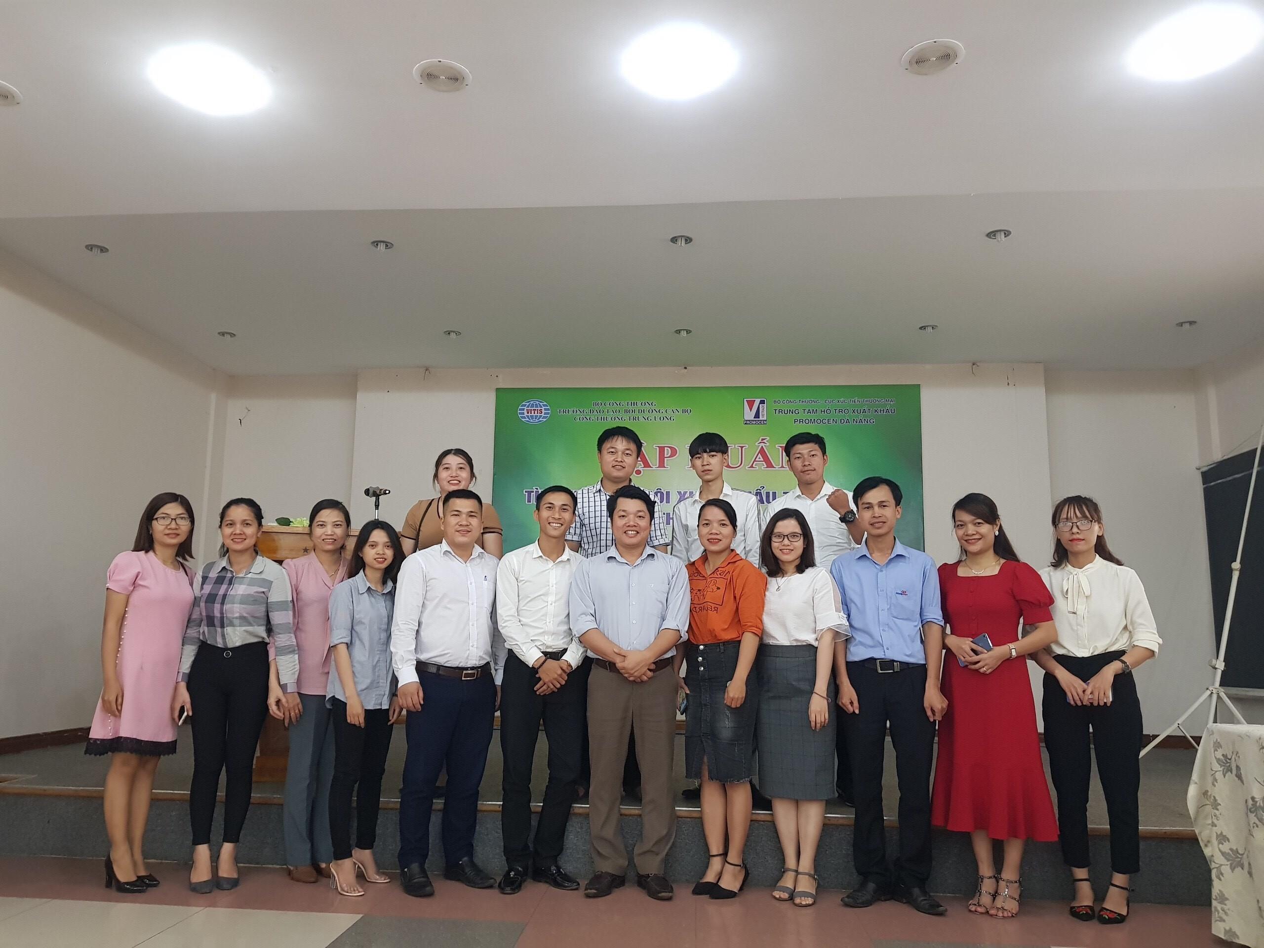 Tiếp tục hợp tác với Promocen Đà Nẵng tổ chức đào tạo Marketing online