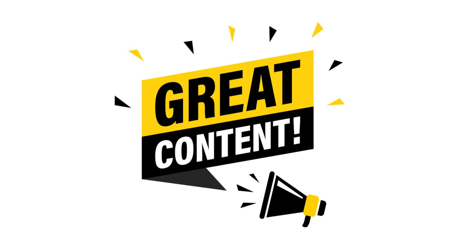Thế nào là Content tốt (Good Content)? -1